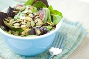 healthy skin foods pumpkin seeds