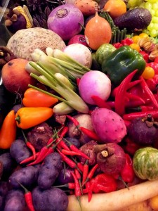 acne in winter vegetables