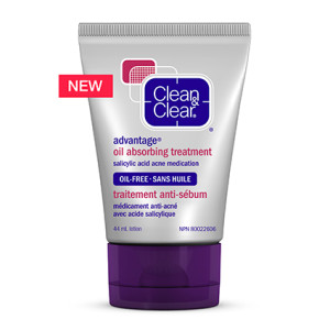 acne product allergic reactions clean and clear